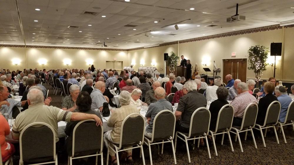 Welsh Mountain Home fundraiser banquet 9/18/2019